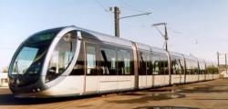 Modèle de tramway retenu