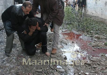 Beit Hanoun 8 11 2006