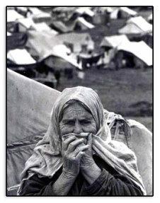 refugee_vieille_femme-2 dans GAZA - PALESTINE