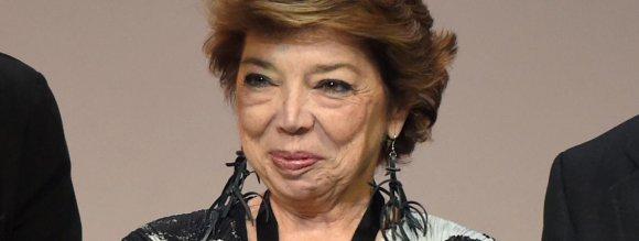 Leila Shahid, ancienne déléguée générale de l'Autorité palestinienne en France et ex-ambassadrice de la Palestine auprès de l'Union européenne (FETHI BELAID / AFP)