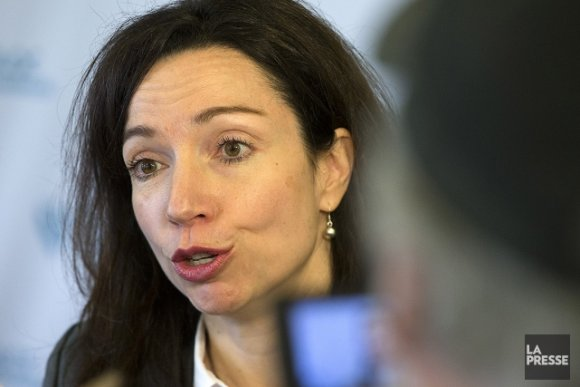 Martine Ouellet PHOTO ROBERT SKINNER, ARCHIVES LA PRESSE