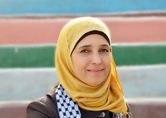 Hanan al-Hroub (Varkey Foundation)
