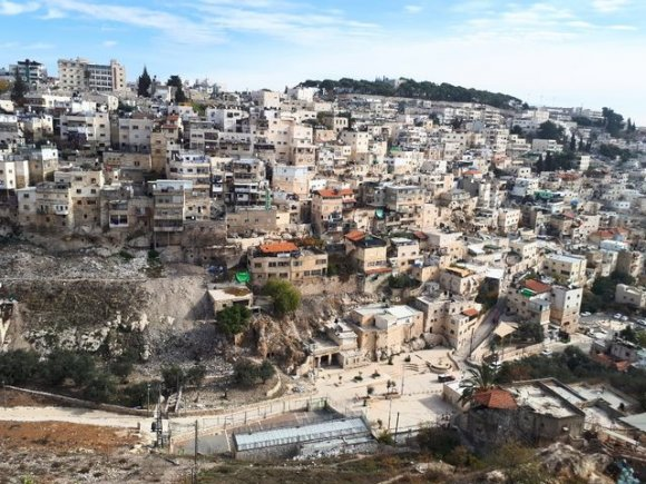 Silwan, Jerusalem-Est © Radio France / Claude Guibal