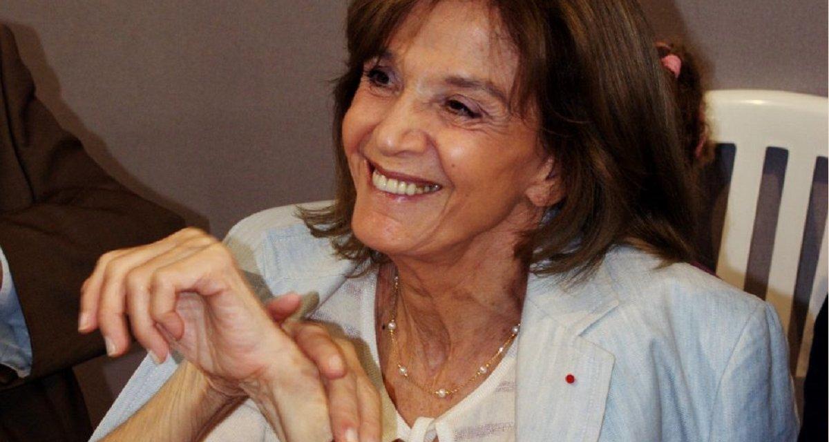 """""""Crier fort pour ces voix qui se sont tues"""" : à Gisèle Halimi, au combat pour la Palestine"""
